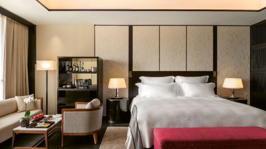 Bvlgari Luxury Hotel Shanghai - Shanghai, China - Guest Rooms and Suites