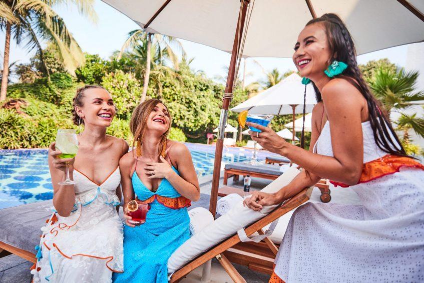 W Goa Vagator Beach Luxury Resort - Goa, India - WET Lifestyle
