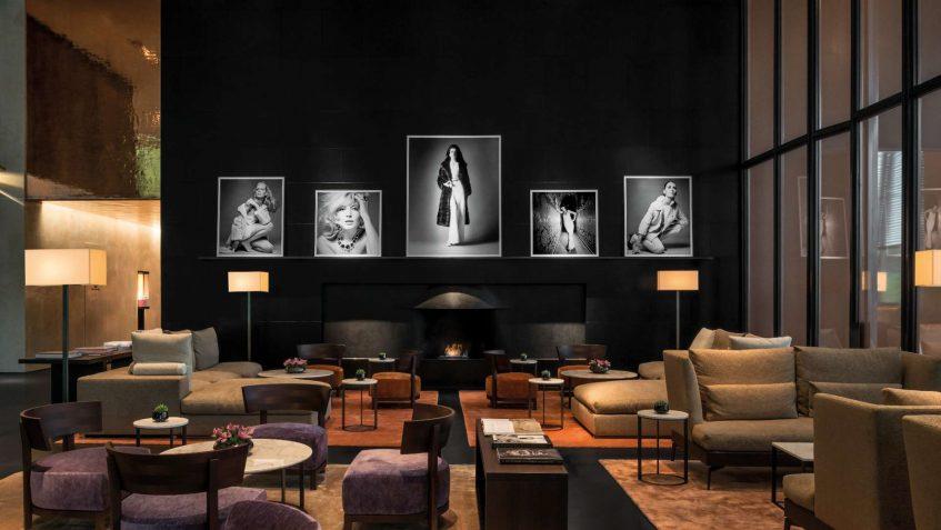 Bvlgari Luxury Hotel Beijing - Beijing, China - Lobby Lounge