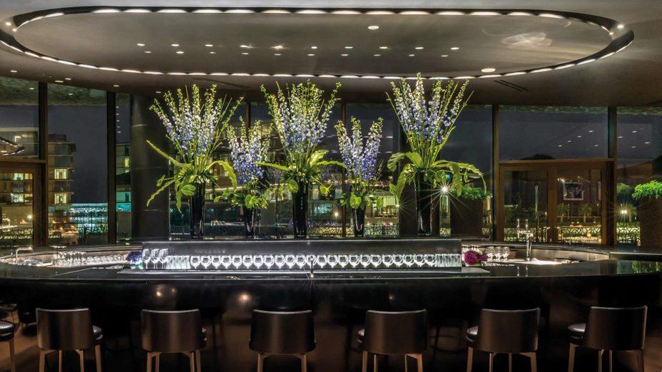 Bvlgari Luxury Resort Dubai - Jumeira Bay Island, Dubai, UAE - Bar