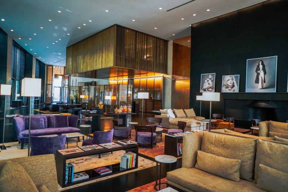 Bvlgari Luxury Hotel Beijing - Beijing, China - Lobby and Lounge