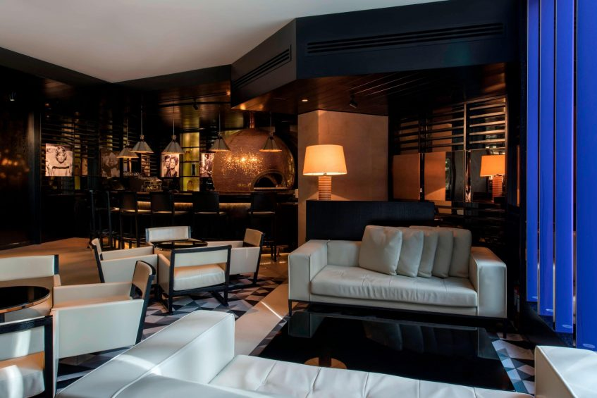 W Doha Luxury Hotel - Doha, Qatar - La Spiga by Paper Moon Reataurant Dining