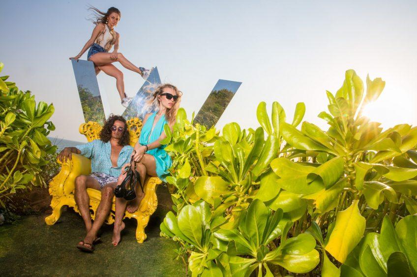 W Goa Vagator Beach Luxury Resort - Goa, India - W Lifestyle