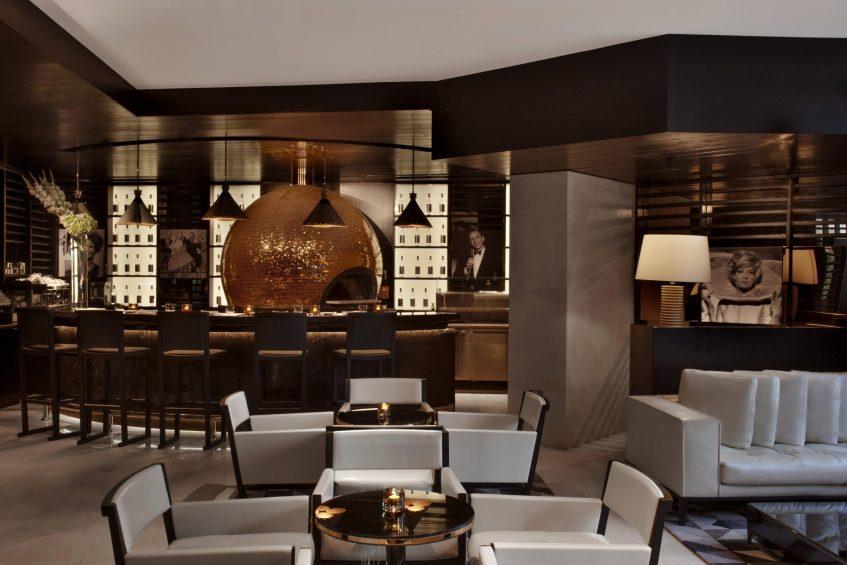 W Doha Luxury Hotel - Doha, Qatar - La Spiga by Paper Moon Bar