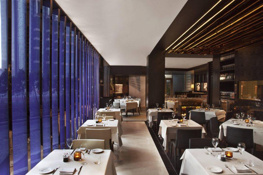 W Doha Luxury Hotel - Doha, Qatar - La Spiga by Paper Moon Table Settings