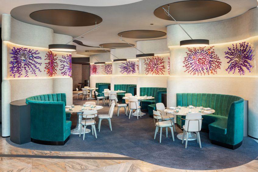 W Dubai The Palm Luxury Resort - Dubai, UAE - LIV Restaurant