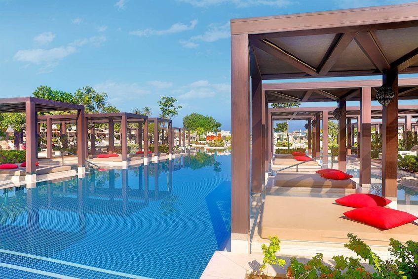 W Muscat Luxury Resort - Muscat, Oman - WET Outdoor Pool