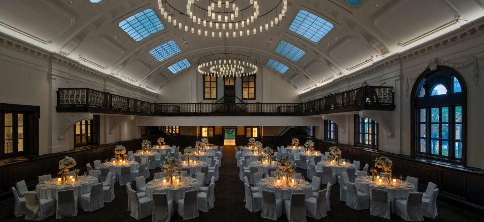 Bvlgari Luxury Hotel Shanghai - Shanghai, China - BVLGARI Ballroom
