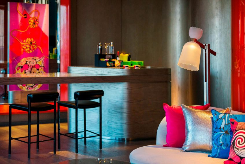 W Xi'an Luxury Hotel - Xi'an, Shaanxi Province, China - King Suite