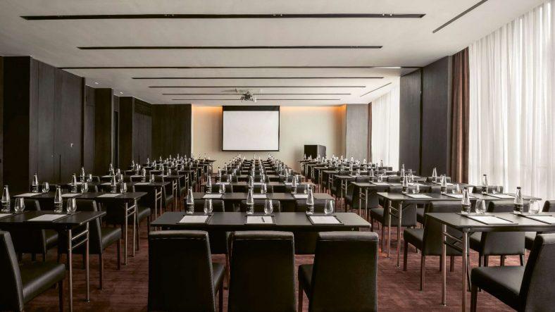 Bvlgari Luxury Hotel Shanghai - Shanghai, China - Meeting Room