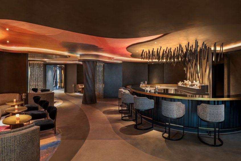 W Dubai The Palm Luxury Resort - Dubai, UAE - Akira Back Restaurant