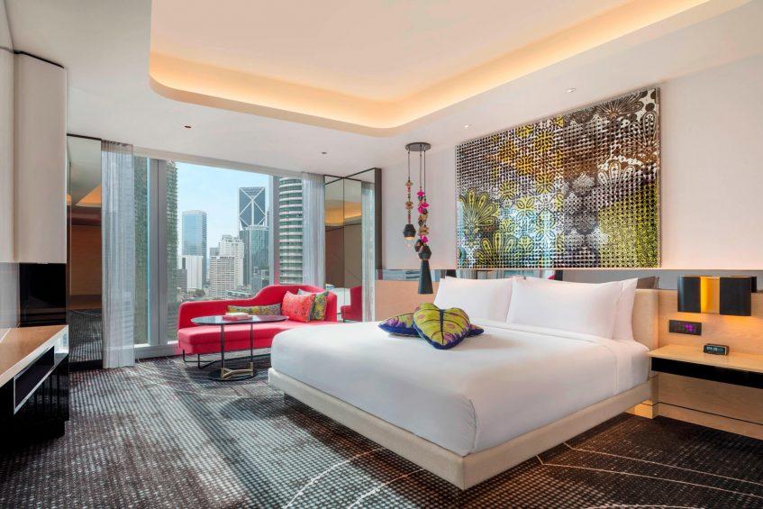 W Kuala Lumpur Luxury Hotel - Kuala Lumpur, Malaysia - Spectacular Guest Room_