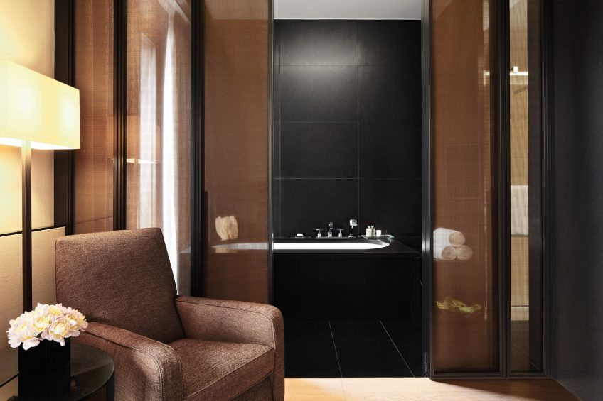 Bvlgari Luxury Hotel Milano - Milan, Italy - Premium Room