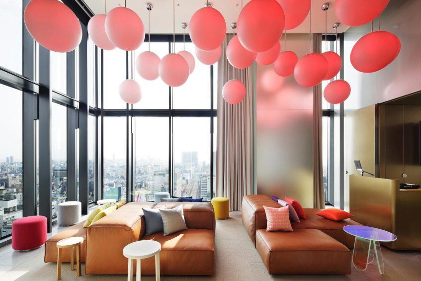 W Osaka Luxury Hotel - Osaka, Japan - Extreme WOW Penthouse Suite
