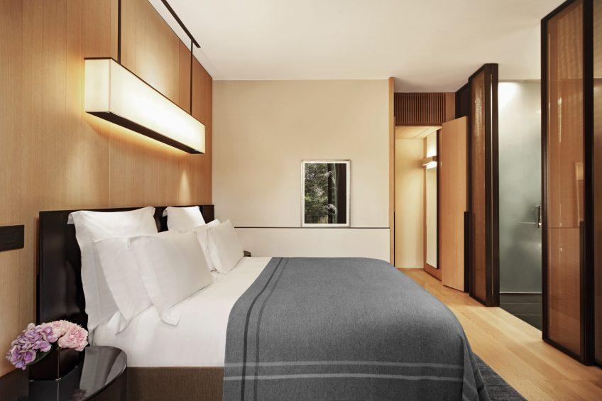 Bvlgari Luxury Hotel Milano - Milan, Italy - Guest Suite Bedroom