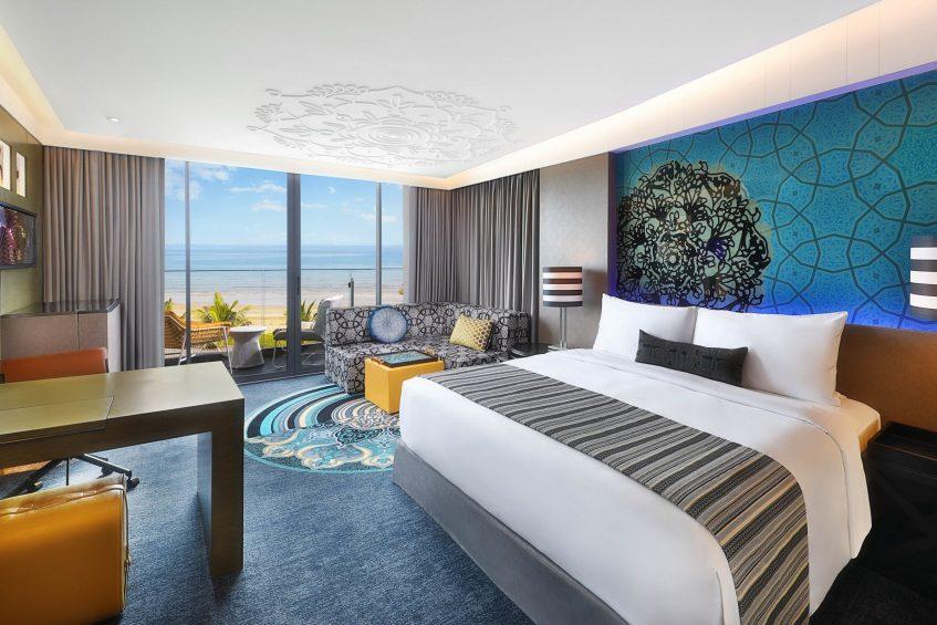 W Muscat Luxury Resort - Muscat, Oman - Fabulous Guest Room King