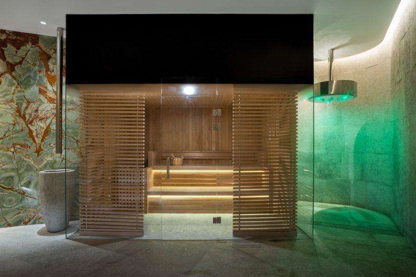 Bvlgari Luxury Hotel Shanghai - Shanghai, China - BVLGARI Spa