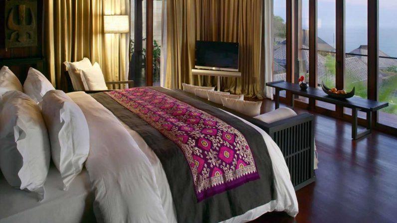 Bvlgari Luxury Resort Bali - Uluwatu, Bali, Indonesia - Ocean View Villa Bedroom
