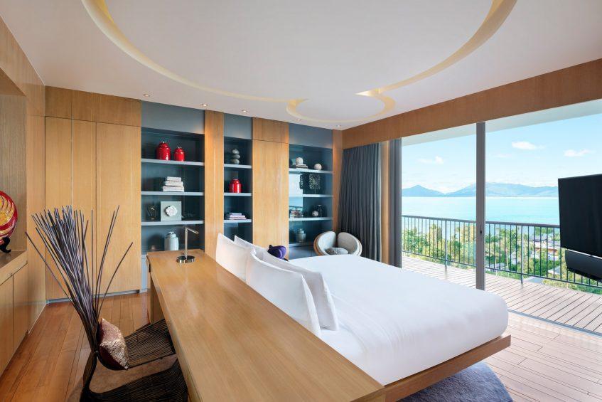W Koh Samui Luxury Resort - Thailand - King Extreme Wow Ocean Haven Villa