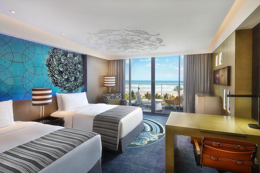 W Muscat Luxury Resort - Muscat, Oman - Fabulous Guest Room Twin