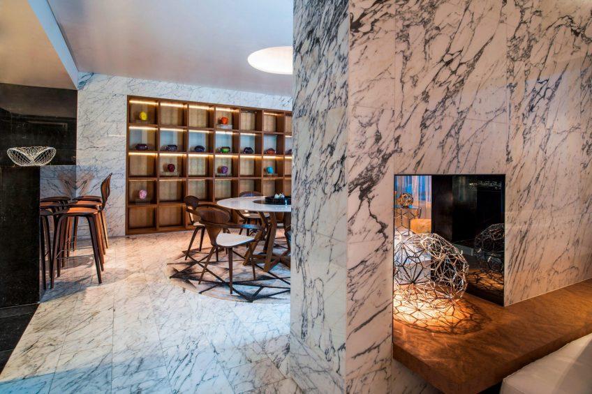 W Bangkok Luxury Hotel - Bangkok, Thailand - Extreme Wow Suite