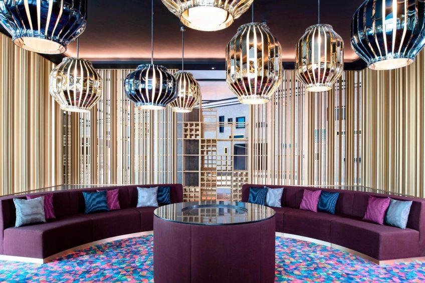 W Dubai The Palm Luxury Resort - Dubai, UAE - W Lounge