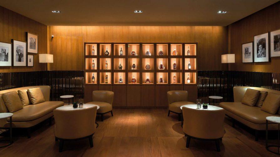 Bvlgari Luxury Hotel Beijing - Beijing, China - Bvlgari Lounge