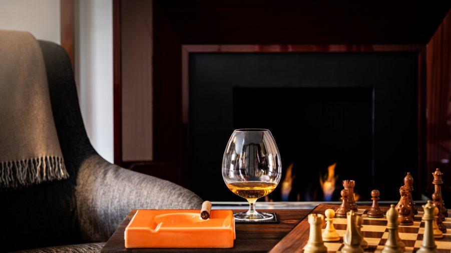 Bvlgari Luxury Hotel London - Knightsbridge, London, UK - Bvlgari Hotel Indulged Chess
