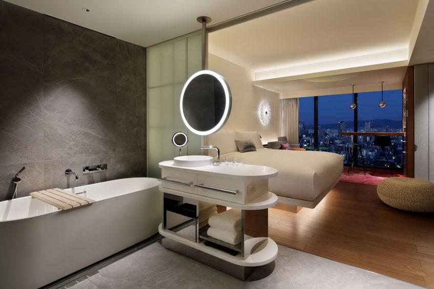 W Osaka Luxury Hotel - Osaka, Japan - Cozy King Room