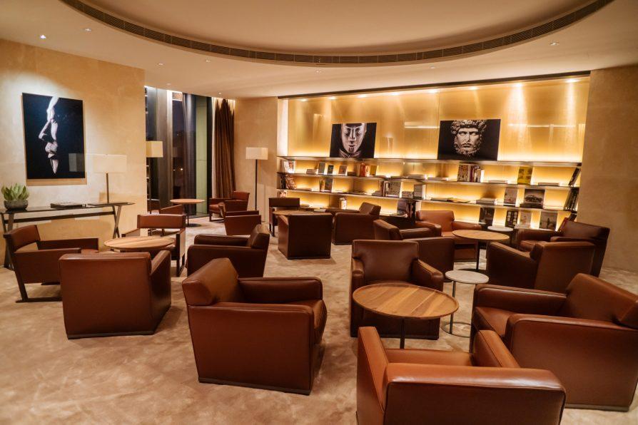 Bvlgari Luxury Hotel Beijing - Beijing, China - Bvlgari Library