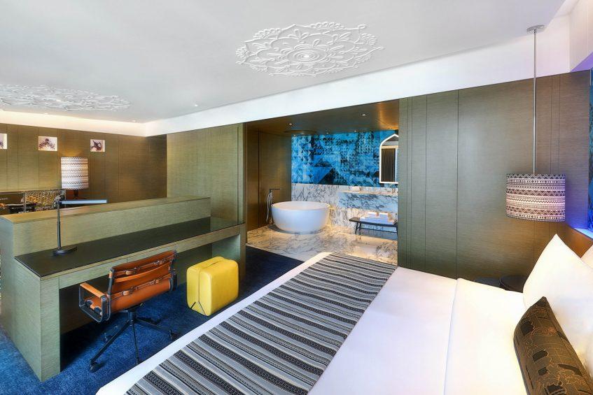 W Muscat Luxury Resort - Muscat, Oman - Fantastic Suite