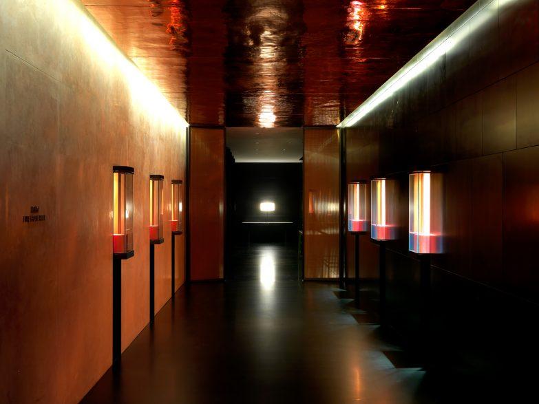 Bvlgari Luxury Hotel Beijing - Beijing, China - Elevators