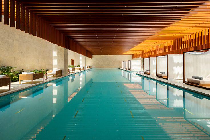 Bvlgari Luxury Hotel Shanghai - Shanghai, China - BVLGARI Spa Pool