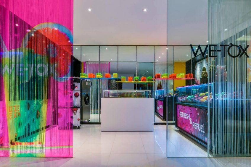 W Doha Luxury Hotel - Doha, Qatar - We-Tox