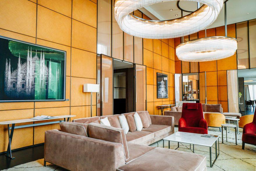 Bvlgari Luxury Hotel Beijing - Beijing, China - Bulgari Suite Living Room