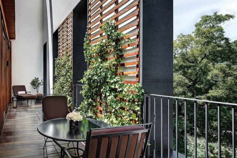 Bvlgari Luxury Hotel Milano - Milan, Italy - Premium Suite Balcony