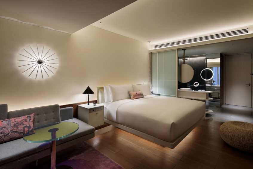W Osaka Luxury Hotel - Osaka, Japan - Wonderful Guest Room King