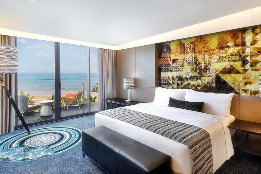 W Muscat Luxury Resort - Muscat, Oman - Marvelous Suite Bedroom