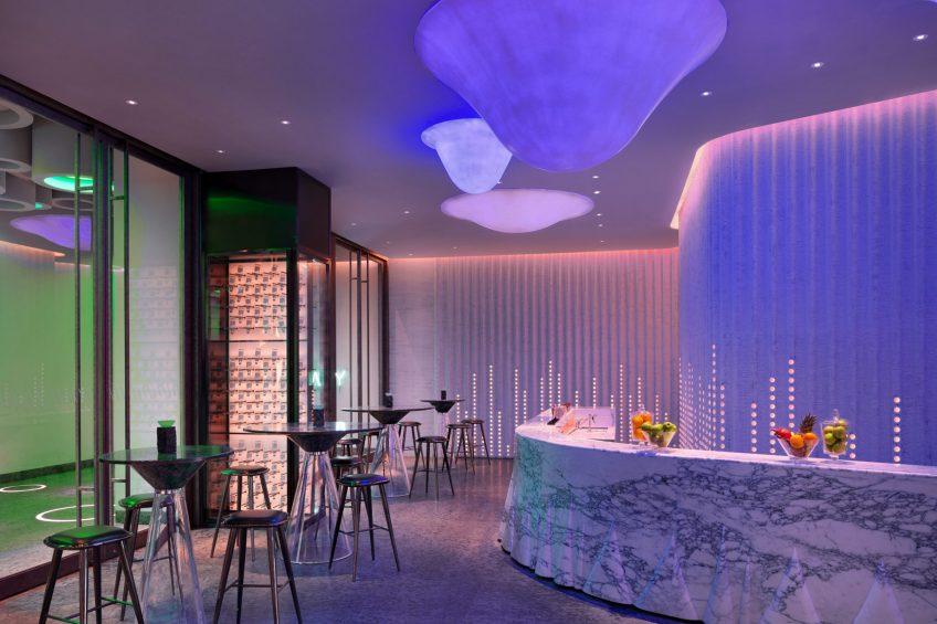 W Xi'an Luxury Hotel - Xi'an, Shaanxi Province, China - AWAY SPA Juicy Bar