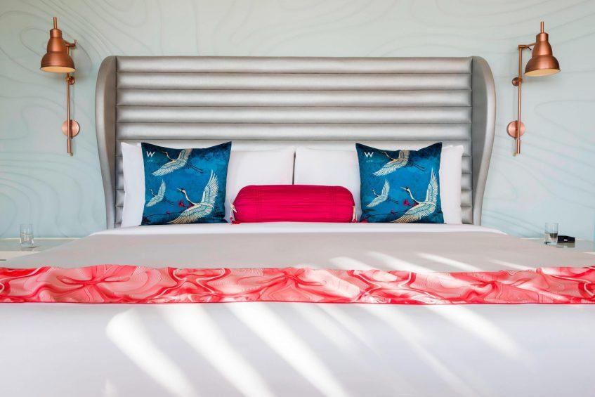 W Goa Vagator Beach Luxury Resort - Goa, India - Fantastic Seafront Villa Decor