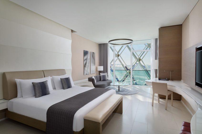 W Abu Dhabi Yas Island Luxury Hotel - Abu Dhabi, UAE - Wonderful Guest Room King