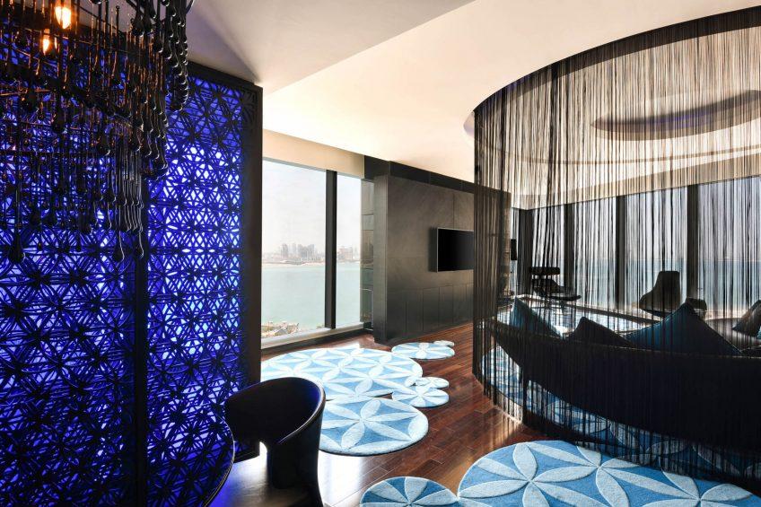 W Doha Luxury Hotel - Doha, Qatar - E WOW Suite