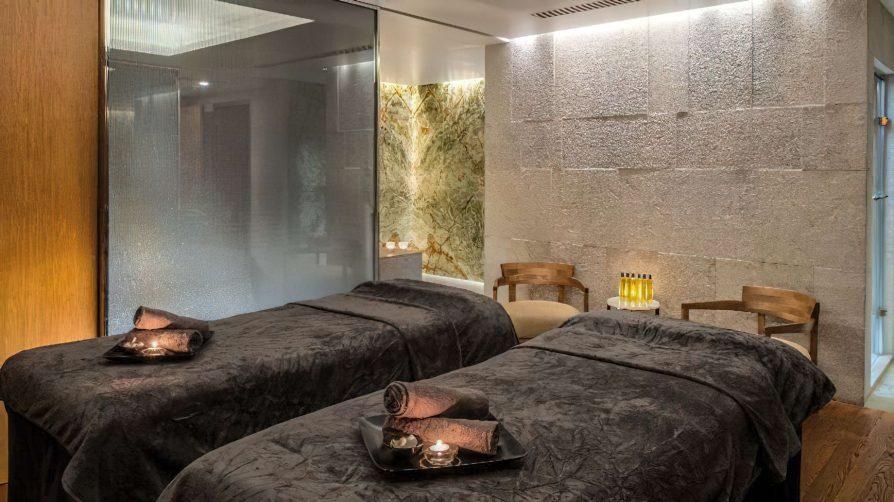 Bvlgari Luxury Hotel London - Knightsbridge, London, UK - Bvlgari Spa Treatment Tables