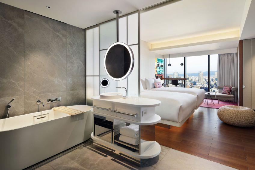 W Osaka Luxury Hotel - Osaka, Japan - Wonderful Double Room