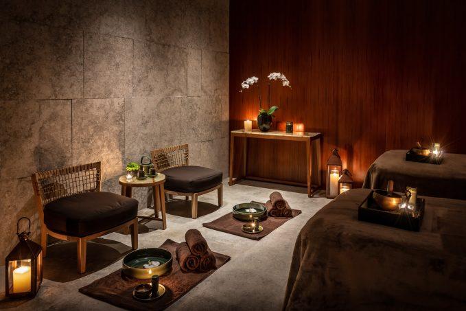 Bvlgari Luxury Hotel Shanghai - Shanghai, China - BVLGARI Spa Luxury Ambience
