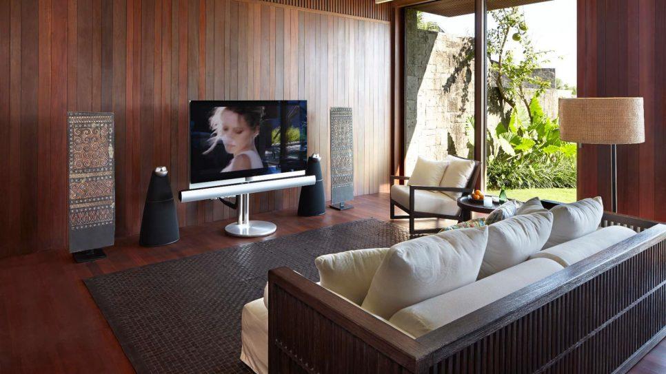 Bvlgari Luxury Resort Bali - Uluwatu, Bali, Indonesia - The Mansions Living Room