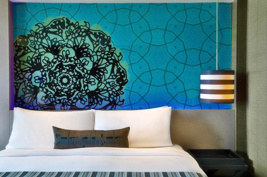 W Muscat Luxury Resort - Muscat, Oman - Wonderful Guest Room King