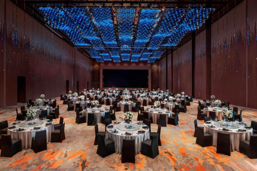 W Xi'an Luxury Hotel - Xi'an, Shaanxi Province, China - Great Room