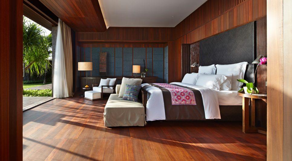 Bvlgari Luxury Resort Bali - Uluwatu, Bali, Indonesia - The Mansions Bedroom