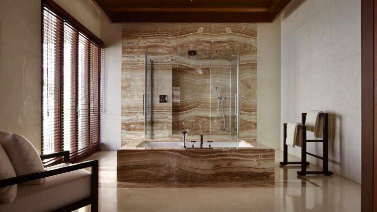 Bvlgari Luxury Resort Bali - Uluwatu, Bali, Indonesia - The Mansions Bathroom